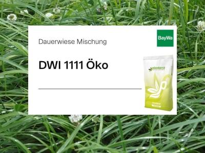 Planterra Dauerwiese DWI 1111 Bio für intensive Lagen zur hohen Ertragsleistung und Energiedichte