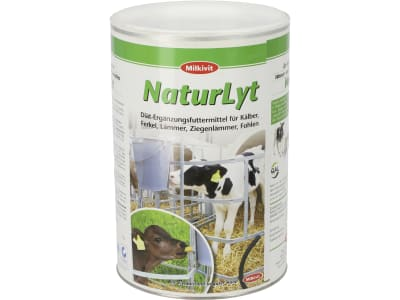 Milkivit NaturLyt Elektrolyt-Tränke Pulver 2,5 kg Dose