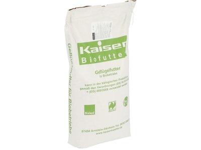 Kaiser Bio-L Legehennenalleinfuttermittel Hühnerfutter Mehl 25 kg Sack