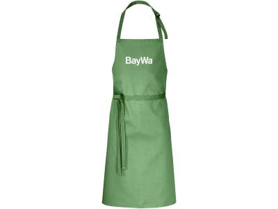 BayWa Kochschürze 100 % Baumwolle BayWa grün
