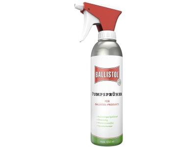 Ballistol® Pumpsprüher mit Sprühkopf, leer, 650 ml, 291198