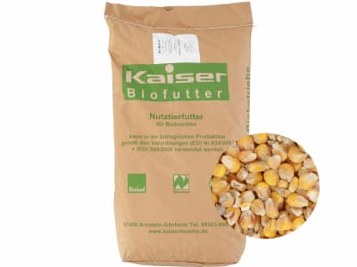 Kaiser Bio-Mais A (anerkannte Ware)  25 kg Sack
