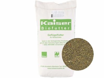 Kaiser Bio-L Legehennenkonzentrat Demeter Hühnerfutter Mehl 25 kg Sack