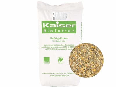 Kaiser Bio-LM Legemehl Hühnerfutter