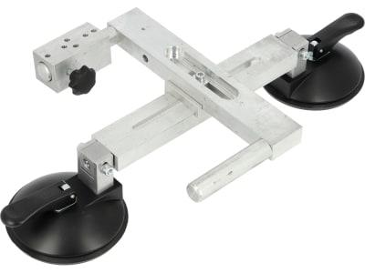 Agrero Terminalhalter 240 x 430 x 115 mm für zwei Bedienteile