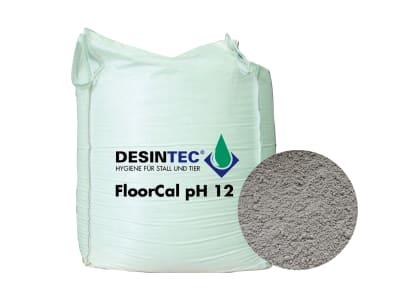 DESINTEC® FloorCal PH12  1.000 kg BigBag