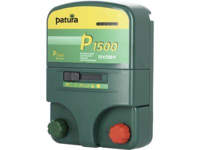 """Patura Weidezaungerät """"P 1500"""" 12 V; 230 V"""