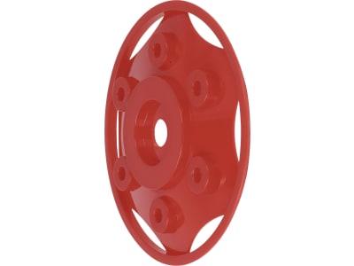 Rolly Toys® Radblende für Trettraktoren, rot