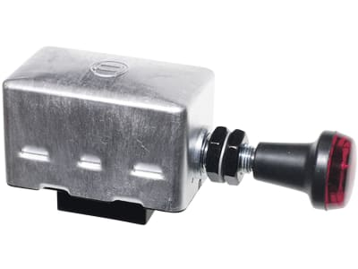 Bosch Warnblinkschalter 12 V, 8 x 21 W, 125 x 40 x 52 mm, F 026 T00 016