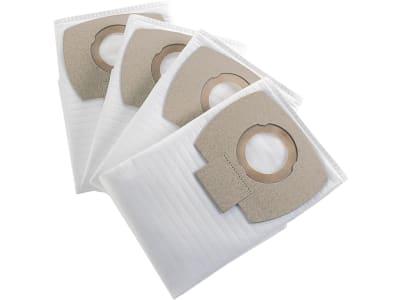 Nilfisk Filtersack Vlies 4 St., für Nass- und Trockensauger Buddy II, 81943048