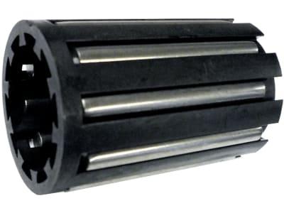 Mefro Rollenlager Ø 22/36 x 55 mm für mefro Luftrad 400x100, 4.80/4.0, Rille (Best. Nr. 10772365)