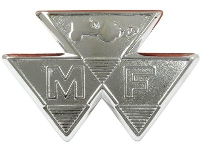 "Typenschild ""MF35"" für Massey Ferguson, Vergl. Nr. Massey Ferguson: 828136M1"