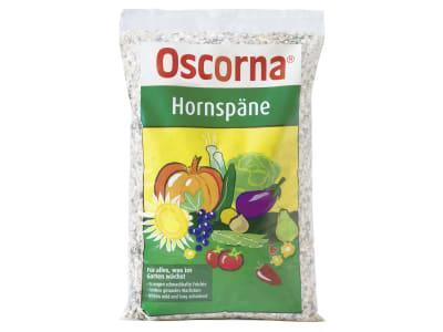 Oscorna® Hornspäne organischer Stickstoffdünger N 14 mit 85-90 % humusbildender Substanz und Spurenelementen 1 kg Beutel