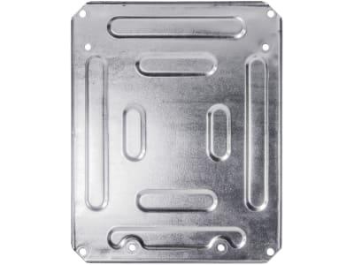 Mefro Bodenplatte für Mefro Schubkarren 85–90 l sowie Kunststoff-Ausführungen