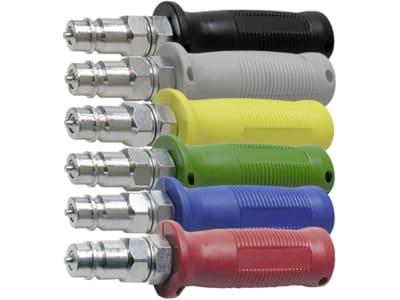 Hydraulik-Handgriff zur Markierung, ohne Schlauchanschluss