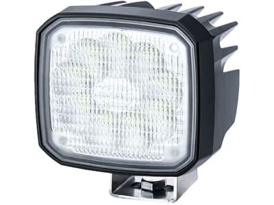 """Hella® LED-Arbeitsscheinwerfer """"Ultra Beam LED"""" eckig, 12 – 24 V, 2.200 lm, 9 LEDs, hängend/stehend, 1GA 995 506-001"""