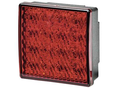 Hella® LED-Schlussleuchte eckig, Schluss- und Bremslicht