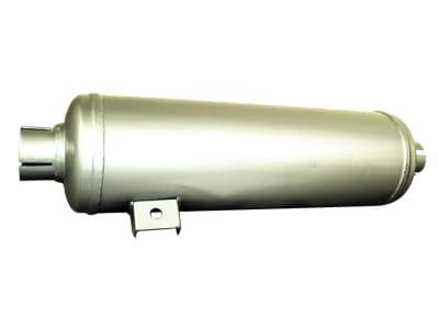 Schalldämpfer unten, Auslass 46,5/55 mm, Länge 530 mm, für Deutz