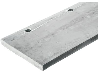 Schürfleistensatz für Beilhack PEV 260, 3.000 x 150 mm, Stärke 20 mm, Stahl