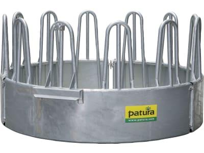 """Patura Rundraufe """"Profi"""" mit 12 Fressplätzen, 303525"""
