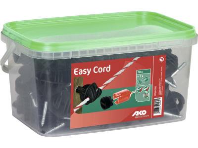 """Ako Seilisolator """"Easy Cord"""" mit selbstschneidendem Gewinde, 441382/703e"""