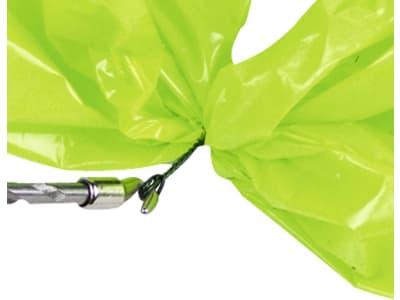 Bindedraht kunststoffummantelt, für Silosäcke, 1.000 St.