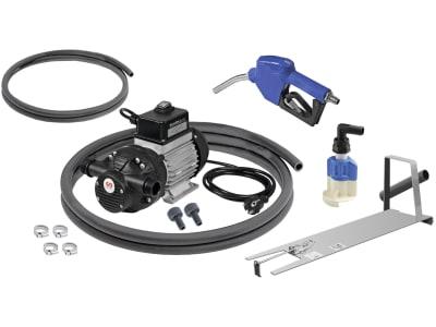 "Samoa-Hallbauer Pumpe ""BLUMATIC EMP-230 V"" mit Automatik-Zapfpistole"