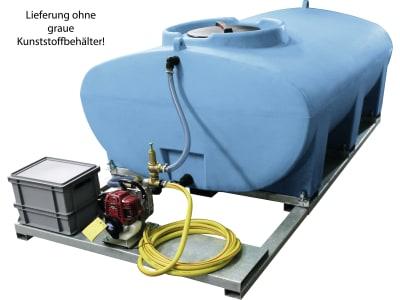 Duraplas® Bewässerungsanlage