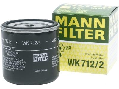 """MANN Kraftstofffilter """"WK 712/2"""""""
