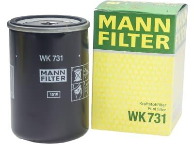 """MANN Kraftstofffilter """"WK 731"""""""