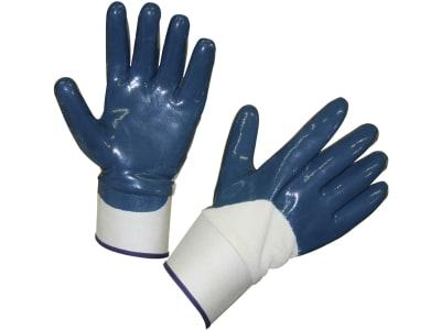 """Keron Handschuh """"BluNit"""" Gr. 10, Baumwolle, Nitrilbeschichtung, 29718"""