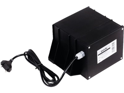 """Patura Trafo """"Modell 300"""" 230 V/24 V, 300 W, für Tränkebecken und Tröge, 381501"""