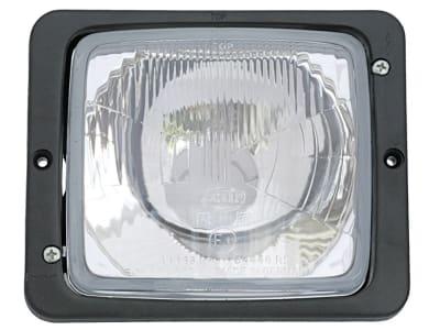 Fendt Hauptscheinwerfer, eckig, links/rechts, Halogen H4, 12 V; 24 V, X830160010000