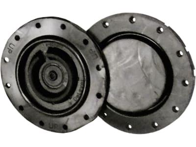 DeLaval Membrane Ø 70,68 mm, 96542580 für Duovac
