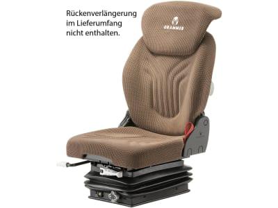 """Grammer Traktorsitz """"Compacto® Basic W"""", mechanisch gefedert, Kunstleder"""