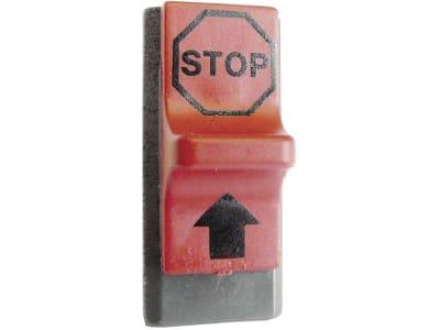 Husqvarna® Stoppschalter für Kettensäge, Motorsense, Heckenschere, Laubbläser und weitere Gartengeräte, 5037182-01