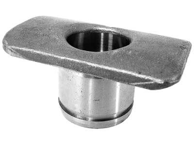 "Cramer Sattelhülse ""CK3-600-250-3"" Ø 30/40 mm, B x T 85 x 45 mm, für Kupplungskopf Typ 5, 6002/6008, 002/6008 Euro, 8004247"