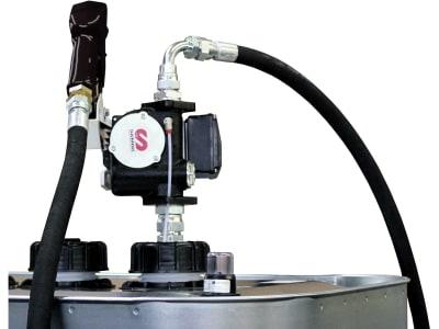 """Samoa-Hallbauer Dieselpumpe """"Dieselmatic® plus 60 S"""" 230 V mit Automatik-Zapfpistole AP 60"""