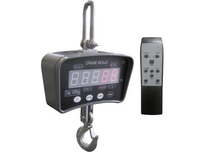 Kerbl Hängewaage digital Wägebereich 50 – 1.000 kg, 29922