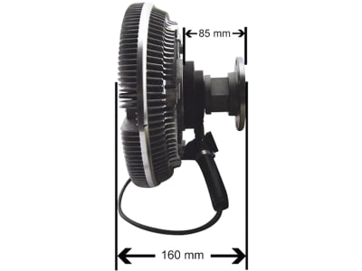 Viskokupplung für Fendt Traktor 922–939