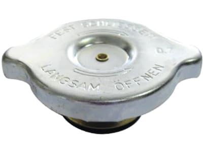 Kühlerdeckel Betriebsdruck 0,7 bar, Ø außen 59 mm; 38 mm, Ø innen 57 mm für Case IH, David Brown, Fendt, John Deere, Massey Ferguson, Valmet