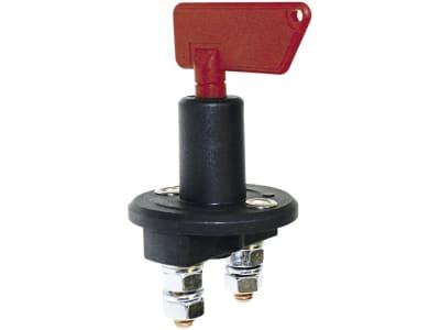 Batterietrennschalter, 12 – 24 V, 2 x Schraubanschluss M 8, 083 856 001