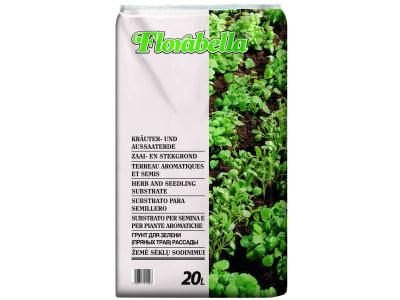 Florabella® Kräuter- und Aussaaterde  20 l