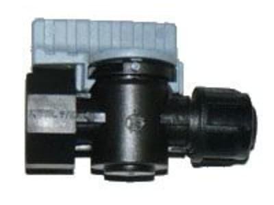 TAVLIT Kugelhahn dünnwandig PVC Durchmesser 16 mm