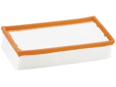 Kärcher® Flachfaltenfilter für Modelle NT 361, NT 561, NT 611 Eco/Te/M und NT 35/1, NT 45/1, NT 55/1 Eco/Eco Te/Eco M, 6.904-367.0