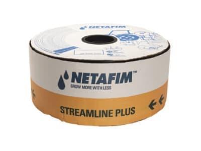 NETAFIM™ Tropfschlauch STREAMLINE™ X 16060 1,1 bar 0,8 l/h (Rolle á 3.000 m)