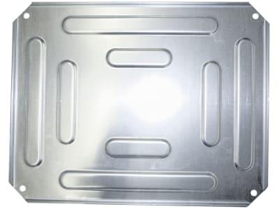 mefro Bodenplatte für mefro Schubkarren 100–140 l sowie Kunststoff-Ausführungen