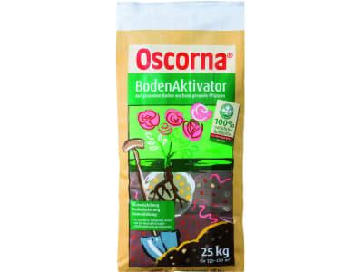 Oscorna® Bodenaktivator die natürliche Bodenverbesserung mit NPK 3+2+0.5 25 kg Sack