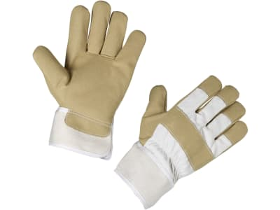 """Keron Handschuh """"Rico"""" Mikrofaser; Fütterung Handfläche Baumwolle"""