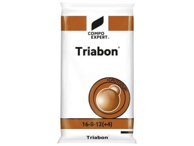 COMPO EXPERT Triabon® Chloridarmer NPK 16+8+12 Depot-Volldünger zur Nährstoffbevorratung 25 kg Sack